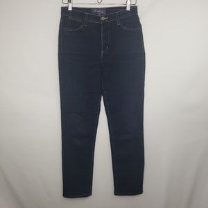 NYDJ Not Your Daughters Stretchy Skinny Jeans